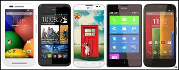 Best Android smartphones below Rs for June 2014