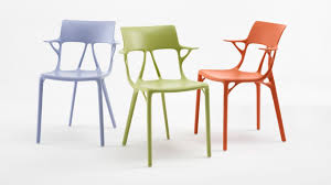 100 Phillip Starke Philippe Starcks AI Chair Is First Chair Designed With