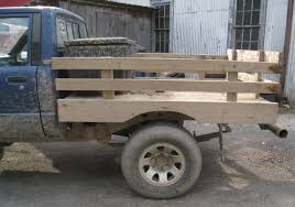 100 Wood Truck Beds En Flatbedanybody Built One Hearthcom Forums Home
