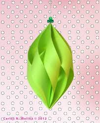 Cool No Tutorial Paper Christmas DecorationsPaper