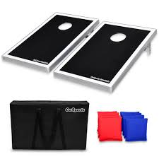 GOSPORTS 3 Ft. X2 Ft. Tailgate Size Cornhole Bean Bag Toss Boards ... Biker Survives Getting His Head Run Over By A Truck Best Rated In Car Light Truck Suv Snow Chains Helpful Customer Ring Toss Inflatables Party Musthaves And More Avto Xax Truck Toss 2 Seria Youtube Keith Plays Paw Patrol Across Tic Tac Toe Game With Dad An Monster Trucks Rjr Fabrics 2019 Ford Ranger First Drive Mighty Morphin Power Tohatruck Junior League Of San Francisco 2012 Dodge Ram 1500 Review Trademark Innovations 4 Ft Lweight Portable Alinum Corn