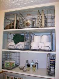 8 Vintage 50s Wire Milk Crate Baskets Kitchen Bath Closet Storage Industrial Mid Century Retro