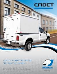"QUALITY, COMPACT DESIGN FOR ""HOT SHOT"" DELIVERIES 