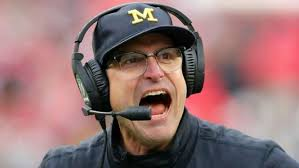 Jim Harbaugh Hilariously Reunites With Man Who Once Hit Him With A ...