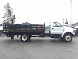 2005 Ford F-750 16' Stake Bed Truck For Sale, 52,343 Miles ... 2005 Ford F750 16 Stake Bed Truck For Sale 52343 Miles 1989 F600 Sa 14 2016 New Isuzu Npr At Industrial Power 2017 Hd 21ft Liftgate Available 20 24 Stakebed Trucks With A Yelp 2018 Hino 195 1999 F450 Flatbed 12 Ft Large Holds Three Passengers And Tons Of Cargo In