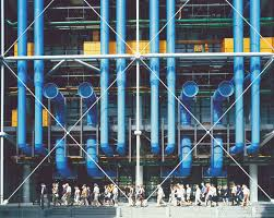 100 Richard Rogers And Partners Pompidou Practical Architect Colorizes Modernism In