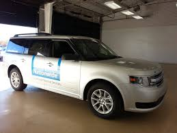 Vehicle Wrap Installations For Big Name Insurance Companies