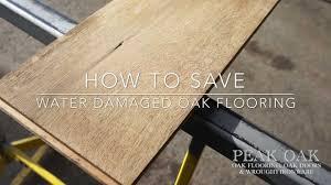 100 Peak Oak Flooring Wood Blog Reparing Water Damage Water Mills