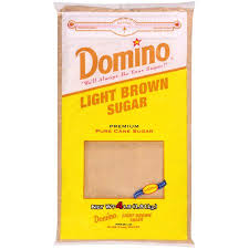 Domino Light Brown Sugar 4 lbs Walmart