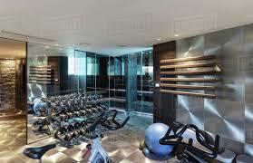 100 Modern Luxury Design Gym With Equipment In Modern Luxury Home Showcase Interior D1007_9_133