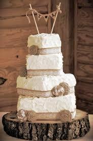 Wedding Cake Cakes Rustic Fresh Easy To