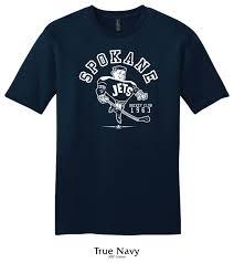 Spokane Jets 1963 Hockey Tee Shirt - Any 2 Tees For 33