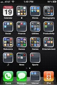 8 19 10 iPhone 4 Screenshot by tfalcao on DeviantArt