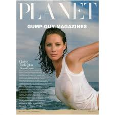 2007 20 Page Magazine Spread PLANET YOGA Dharma Mittra STING Christy Turlington