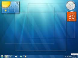 plus de bureau windows 7 pdc 2008 une présentation de l interface de windows 7