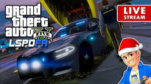 GTA 5 LSPDFR Federal Agent LIVE | GTA 5 LSPDFR Police Mod Realistic ...