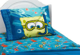 Spongebob Bedroom Set by Kids Room Fun Kids Bedroom Decor Idea With Spongebob Pillow And