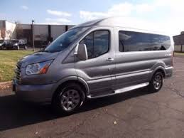 2017 Ford Transit Conversion Van
