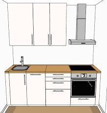 wohnküche 220cm mit 45cm geschirrspüler hilfe bei planung