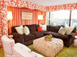Brown Couch Room Designs by Decorate Behind The Sofa Diy Network Blog Made Remade Diy