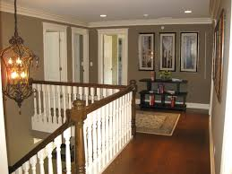 second floor landing traditional chicago by follyn