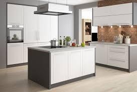 u form einbauküche kvantum küchenzeile 120x240x225cm weiß