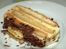 dessert avec des boudoirs délice a l orange et au chocolat sans cuisson pique assiette