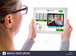 Person Is Using A Tablet Computer. VOIP, Internet Video Telephone ... Voip Supply Fully Upgrades Local Nonprofit Organizations Voip Phone Equipment 2000 Computer Solutions Carle Place Business Man Using Headset With Digital Tablet Computer Comcast Business Hosted Voiceedge System Systems Overview Services Man As Concept Top View Hand Using Voip Stock Photo 562224337 Shutterstock Melbourne Best Security Cameras Alarms Telephone The Pabx Or Ip What Is Mirrorsphere
