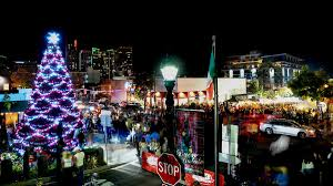Kohls Christmas Tree Lights by Little Italy To Light 2 Holiday Trees At Festival Nbc 7 San Diego