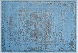 rugs carpets türkis wohnzimmer rund flachflor teppich