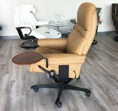 Stressless Relax Bürosessel Home Office »Ruby« Mit Schlaffunktion
