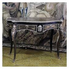 bureau napoleon 3 boulle bureau plat