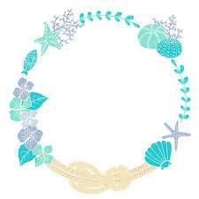 Starfish Clipart Beach Wedding 1