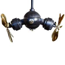Gyro Ceiling Fans With Lights by Rare Westinghouse Double Gyro Ceiling Fan At 1stdibs