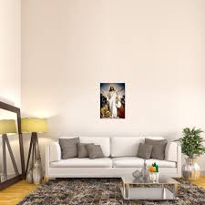 Global Gallery Carl Bloch Christ The Consoler Stretched Canvas Art