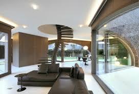 architecture interieur deco moderne escalier villa de luxe