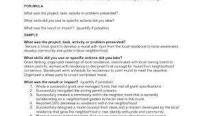 Achievements Resume Examples Accomplishments Cv For Students