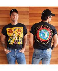 Fashion England 90s Grunge Tshirt