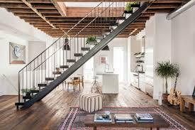 100 Loft Ensemble Williamsburg Brooklyn Townhouse Renovation By