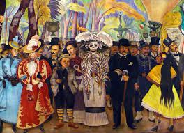 Jose Clemente Orozco Murales Revolucionarios by México Pasado Misterioso Construcción Visual