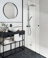 White Tile Bathrooms 2019 White Bathroom Ideas With White Subway ... White Subway Tile Bathroom Ideas Home Reviews Unique Designs 142955 Black And Gray And Purple New Beautiful Beveled Subway Tile Showers Tiles Photos With Marble 44 That Work In Almost Any Style Max Minnesotayr Blog Glass Bathroom Ideas Lisaasmithcom Ice Bath Basement Black White Wall Limestone Bathrooms Floor Pictures Bathtub Wall Design Tiled