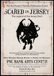 Best Halloween Attractions In Nj by Scared In Jersey The Legend Of The Jersey Devil