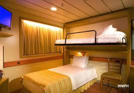 Carnival Splendor Panorama Deck Plan by Carnival Splendor Cabin 1082 Category 1a Interior Stateroom