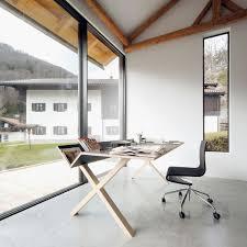 fabriquer un bureau en bois fabriquer un bureau soi même 22 idées inspirantes