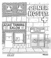 Skin Cancer Clinic Cartoons and ics funny pictures from