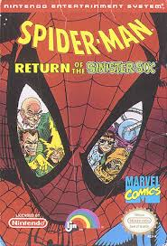 Spider Man The Return Of Sinister Six
