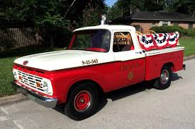 100 Old Fire Truck For Sale 1964 D F100 Fire Truck Rides 6 Pinterest S D