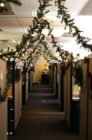 christmas office decorating ideas for the door woman wins