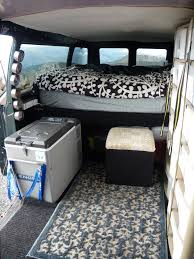 How I Set Up My Van For Off The Grid Living And Working