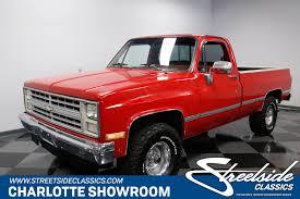 100 1987 Chevrolet Truck Silverado K10 4x4 For Sale 65861 MCG